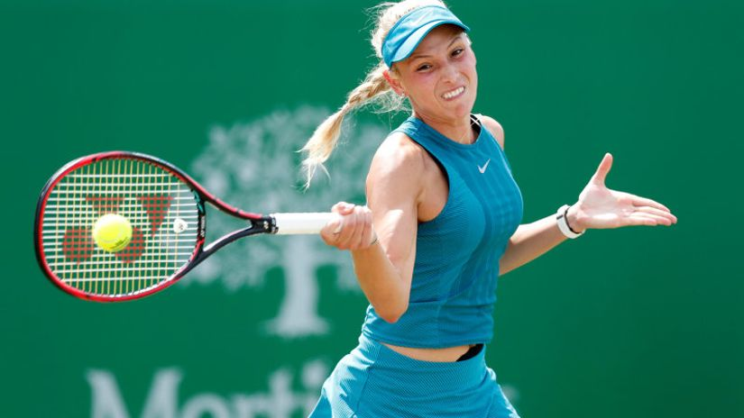 Donna Vekić zaustavljena u polufinalu turnira u Nottinghamu