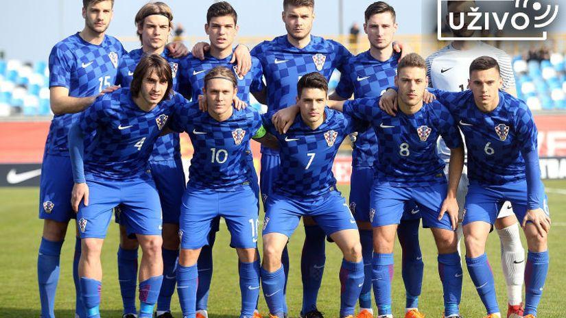 Tijek utakmice: Hrvatska - Grčka 2:0