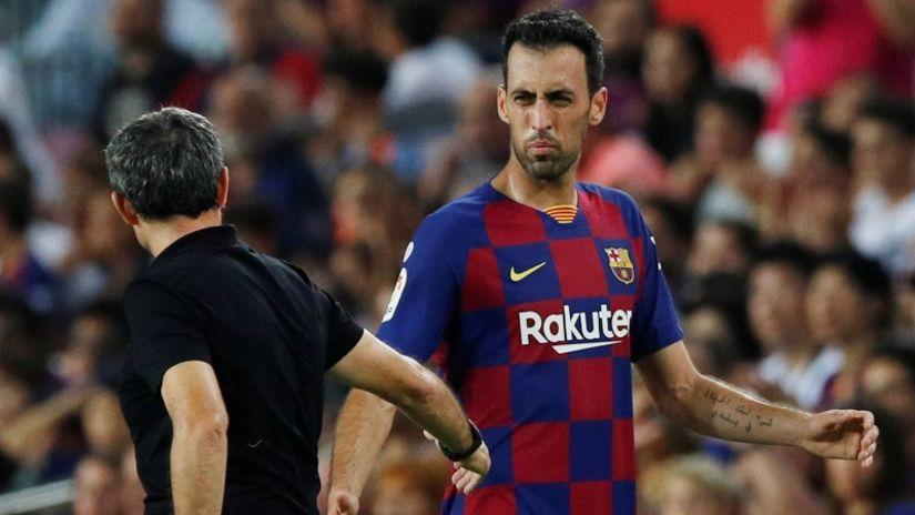 Valverde izbacio kapitalca iz udarne momčadi Barcelone
