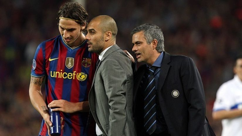 Mourinho nakon deset godina otkrio što je šapnuo Guardioli u mitskom okršaju