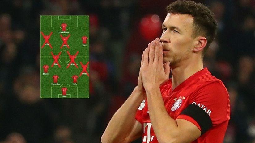Pet igrača sigurno odlazi iz Bayerna