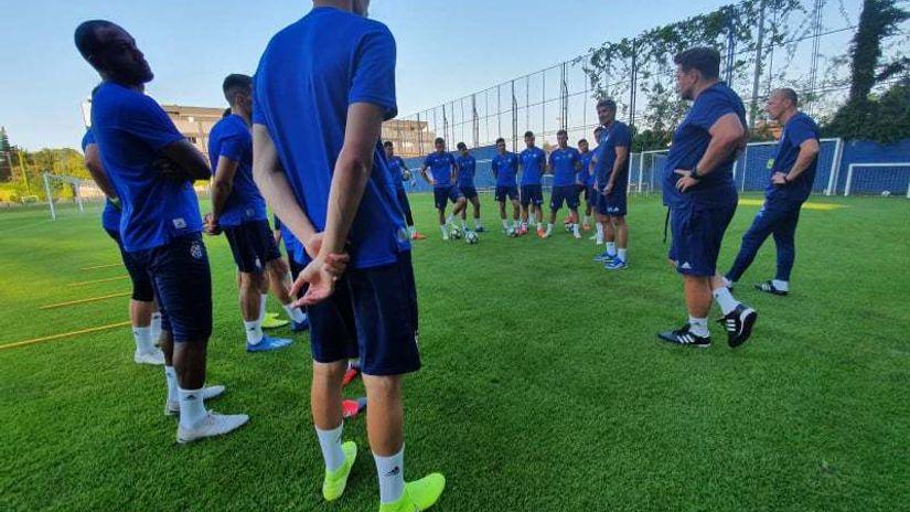 Dinamo započeo pripreme u Zagrebu, dvojica najplaćenijih idu u B momčad