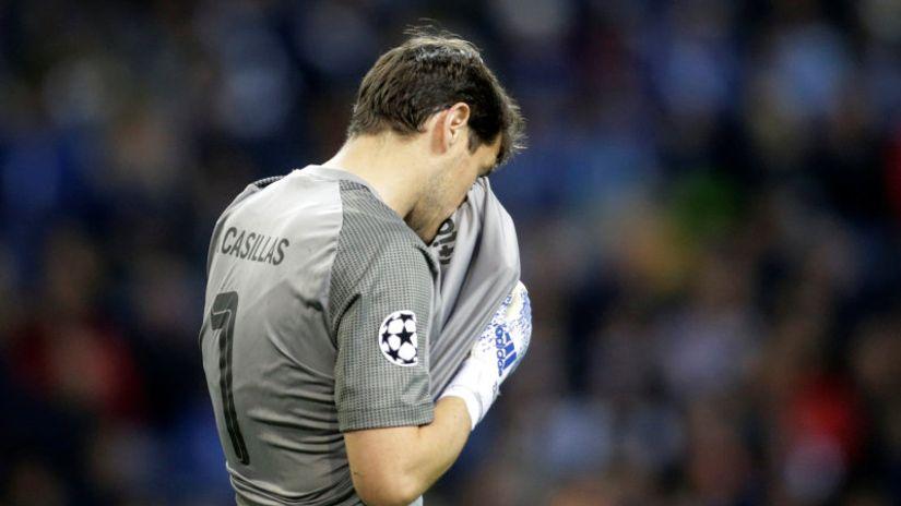 Legendarni Iker Casillas objavio kraj karijere