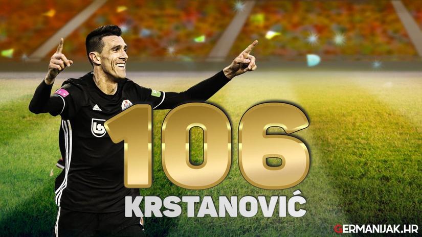 """Krstanović za Germanijak: """"Zovu me neki drugi prvoligaši, igrat ću sve dok me zdravlje posluži"""""""