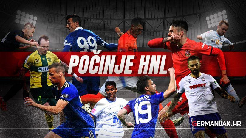 Počinje HNL: Svih 10 detaljnih najava hrvatskih prvoligaša na jednom mjestu